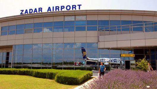 Zračna luka Zadar taxi  transfer cijene