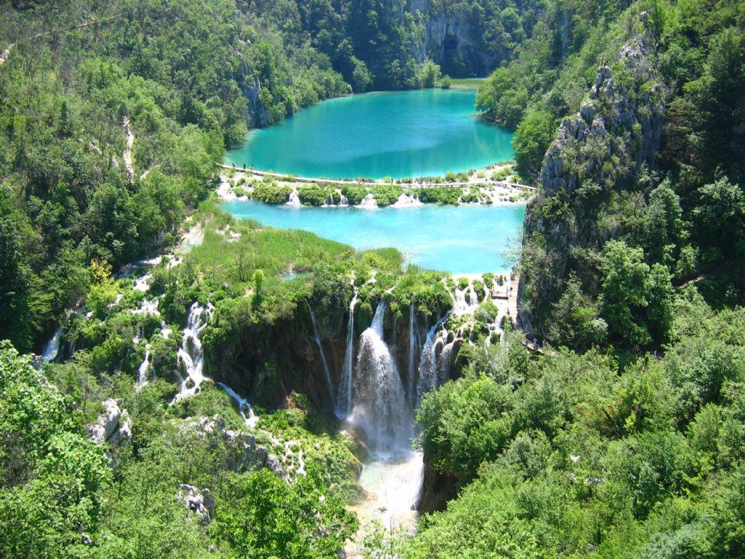 Plitvice Lakes taxi Croatia